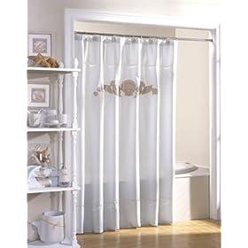 Croscill Key Largo Shower Curtain