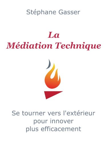 Couverture du livre La médiation technique