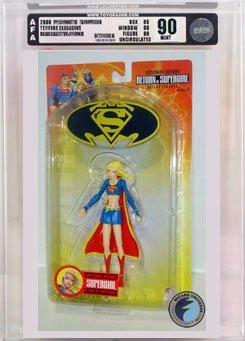 Picture of AFA Superman/Batman 2: Supergirl Action Figure AFA 90 (B000RYF5PO) (Batman Action Figures)