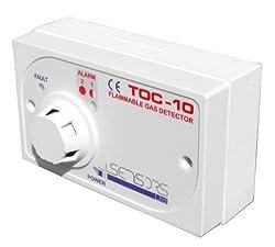 TOC-10 Natural Gas Detector by Sensors Ltd