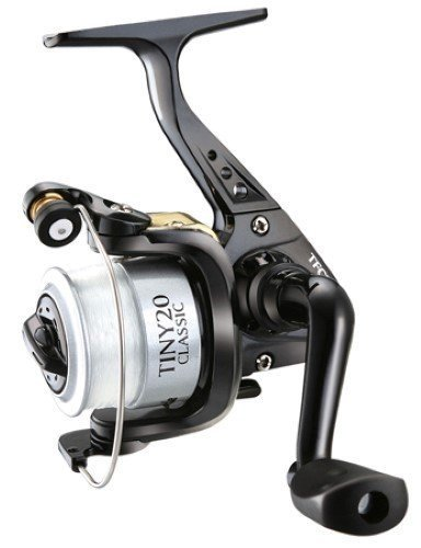 Pinnacle tiny classic spinning reel by pinnacle at the for Pinnacle fishing reels