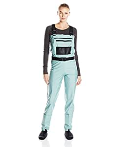 Caddis women 39 s attractive teal deluxe for Fishing waders amazon