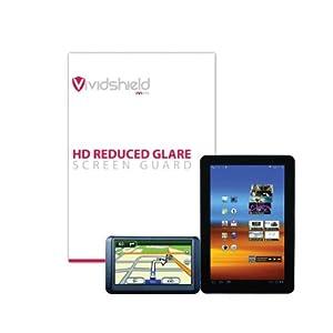 "VividShield 7"" Inch Tablet PC HD Anti-Glare Screen Protector - 3 Pack - Suitable For GPS / Sat Nav & Various 7 Inch Generic Tablet PC & Branded Tablet PC (Eken, NATPC, Tabtech, MID, aPad, ePad) (Displayschutzfolie, Film de Protection"