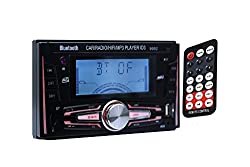 Woodman Double Din New MP3 With USB/Bluetooth/FM Car Stereo 6 Months Genuine Warranty