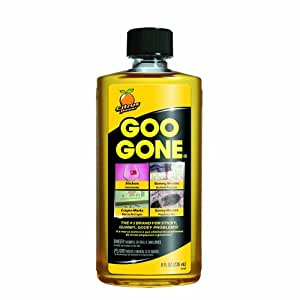 Goo Gone Original Cleaner, 8 fl oz.