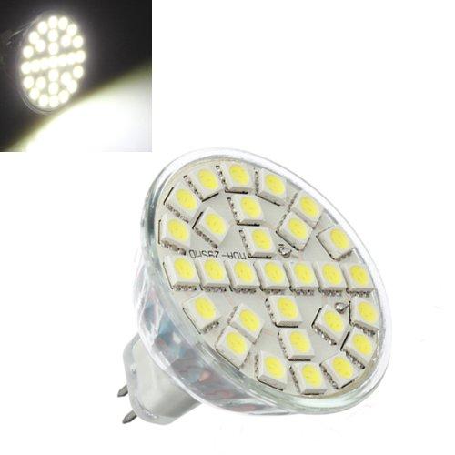 Maxsale Mr16 5W 480Lm Pure White 29Smd 5050 High Power Led Bulb 220V