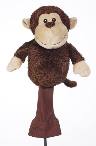 Creative Covers for Golf Mulligan the Monkey Golf Club Head Cover (Golf Club Covers Animals compare prices)