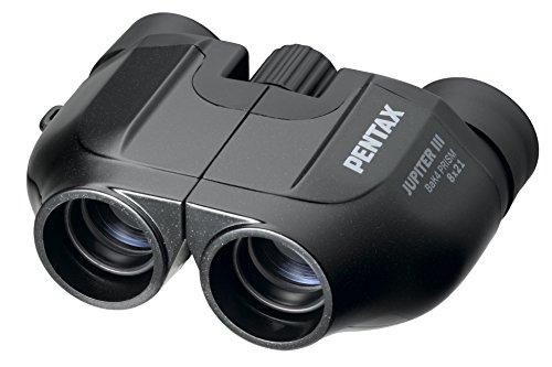 Pentax Jupiter III 8x magnification binoculars with 21mm Objective Lens Diameter