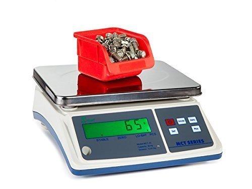 LW-Measurements-Europe-Ltd-MCT15K-Bilancia-contapezzi-di-precisione-da-banco-portatile-con-schermo-digitale-per-magazzino-ufficio-postale-casa-e-cucina-15000-g-x-05-g