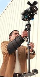 Flycam C5 Hand Held Stabilizer with Arm Brace