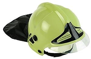 Theo Klein 8944 - Feuerwehr-Helm, neon