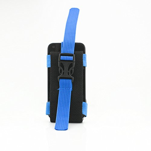Hualistrong Cell Phone Arm Hanging Bags Outdoor Sports Fitness Mobile Phone Holder Armband Bags Running Arm Bags Cases Blue
