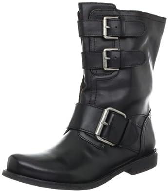 920046cec03 暴跌)Nine West Women s Finally Boot 玖熙终极酷感皮靴 59.99