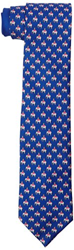 thomas-pink-mens-elephant-and-castle-print-neck-tie-multicoloured-blue-pink-one-size