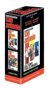 San Antonio : Sale temps pour les mouches / Béru et ces dames [VHS]
