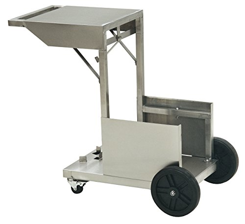 Why Choose Bayou Classic 700-185, Accessory Cart for Bayou Fryer Holds 4-gal