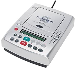 Stanton S-250 Top-Loading Single DJ CD Player (Discontinued by Manufacturer)