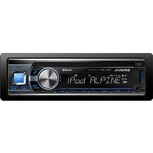 Beste Autoradios: Alpine CDE-133BT