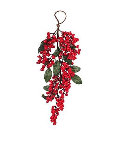 Colgante decorativo Acebo Navidad
