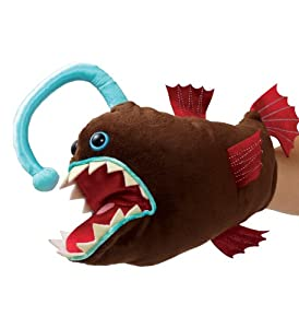 Manhattan toy luminellies ansel anglerfish for Angler fish toy