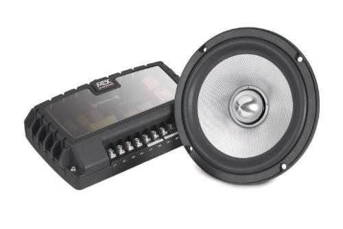 Mtx Audio Txc6.0 Thunder Axe High End Component Speakers - Set Of 2