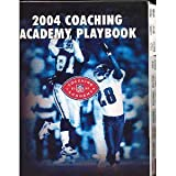 NFL/NFF 2004 Coaching Academy Playbook (Coachs Playbook)