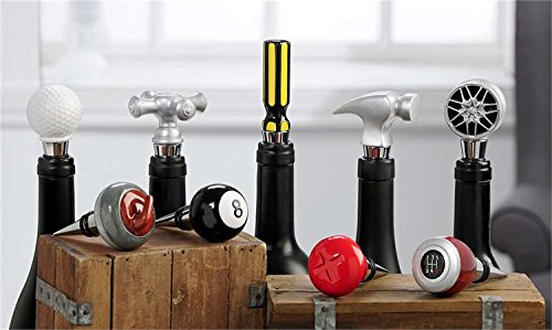 GiftCraft Wine Bottle Stopper Screw Driver