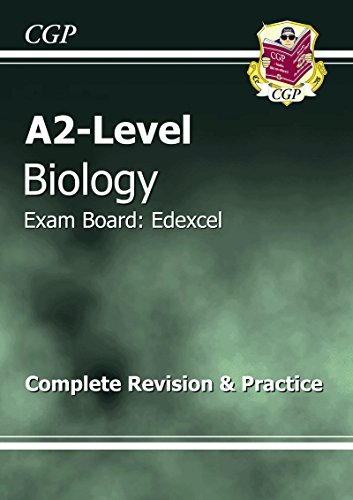 A2-Level Biology Edexcel Complete Revision & Practice (A2 Level Aqa Revision Guides)
