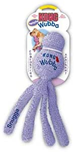 KONG Snugga Wubba Dog Toy, Extra Large, Colors Vary