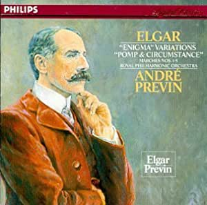 Elgar: Enigma Variations; Pomp & Circumstance Marches Nos. 1-5