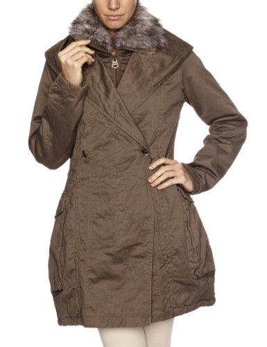 Firetrap Wilde Womens Coat Olive X-Small