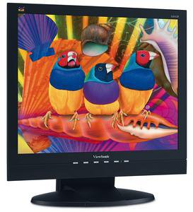 Viewsonic Va912B 19-Inch Lcd Monitor (Black)
