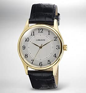 Collezione Round Face Analogue Watch