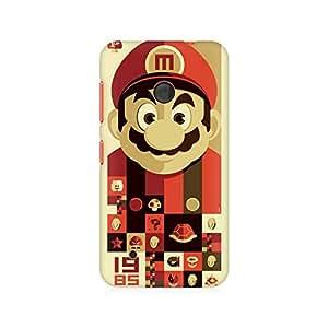 Ebby Mario Premium Printed Case For Nokia Lumia 530