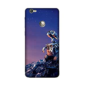 LeEco LE 1s High Quality Mobile Back Cover designed by Abaci