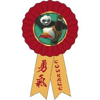 Kung Fu Panda Guest of Honor Ribbon