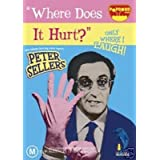 Where Does It Hurt? [Australien Import]von &#34;Peter Sellers&#34;