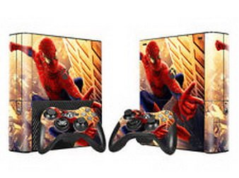 Smile55 sticker® R Spider Man Skin Covers - Xbox 360e Skins