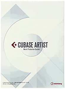 Steinberg Music Production System CUBASE ARTIST 7 通常版(CUBASEART7R) 【国内正規品】