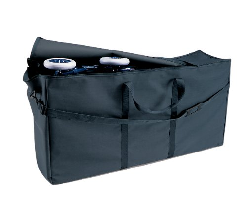 Standard and JL Childress Bolsa de viaje Cochecito doble, Negro