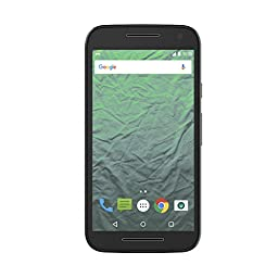 Republic Wireless Moto G 16 GB - No Contract Phone - Carrier Packaging - Black