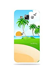 alDivo Premium Quality Printed Mobile Back Cover For Samsung Galaxy E5 / Samsung Galaxy E5 Back Case Cover (MKD253)