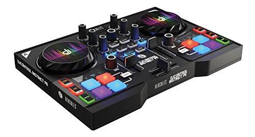 Hercules DJControl Instinct P8 Party Pack (Hercules Instinct Dj Controller compare prices)