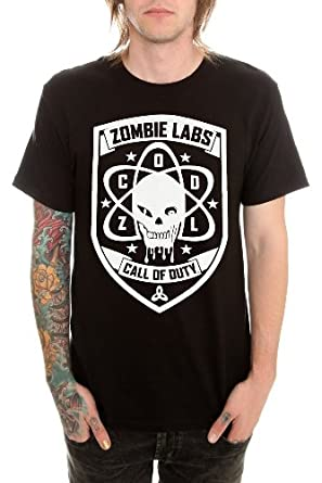 Buy Amazon.com: Call Of Duty: Black Ops Zombie Labs T-Shirt Size : X-Large