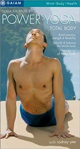 Yoga Journal's Power Yoga Total Body [VHS]