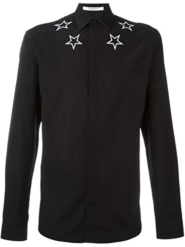givenchy-mens-16f6003300001-black-cotton-shirt