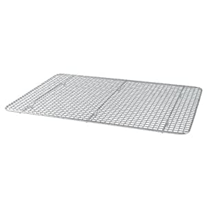 CIA 23304 Masters Collection 12 Inch x 17 Inch Wire Cooling Rack, Chrome Plate Steel