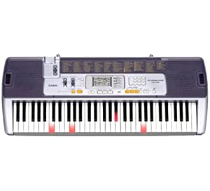 CASIO LK-110 - Key Lighting Keyboard With MIDI