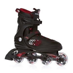 K2 Skate Mens Kinetic 80 Inline Skates by K2 Skate