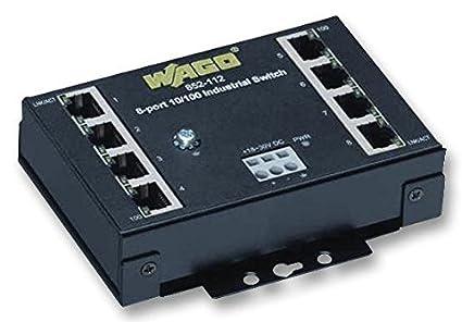 Ordinateur produits produits-SGL réseau-100Base-TX indust. Eco Interrupteur-852-112